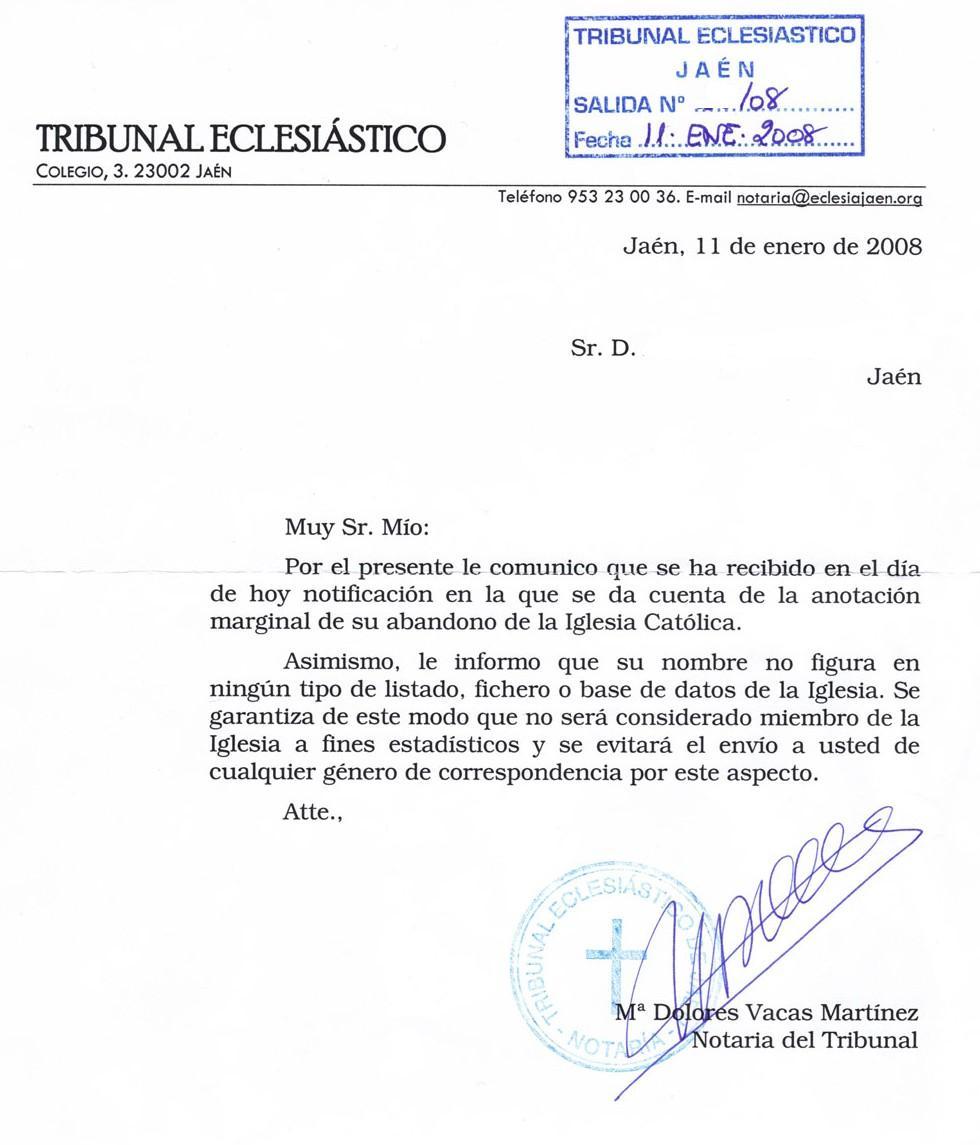Instrucciones y formulario para apostatar (Web de Pepe Rodríguez)